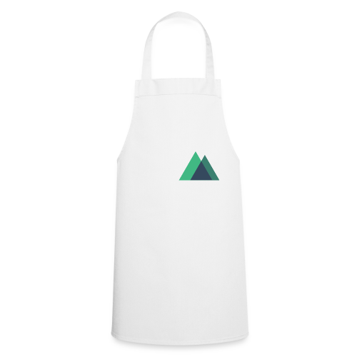 Mountain Logo - Cooking Apron