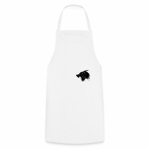 Wolf Splatter Design - Cooking Apron