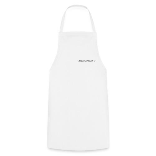 s2kfr noir - Tablier de cuisine