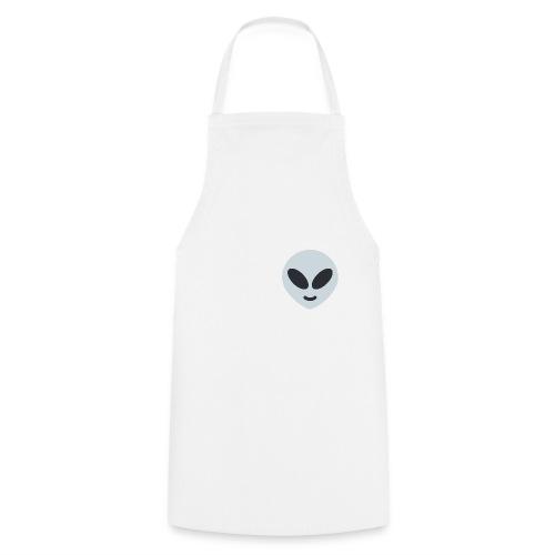 Alien Gray - Delantal de cocina