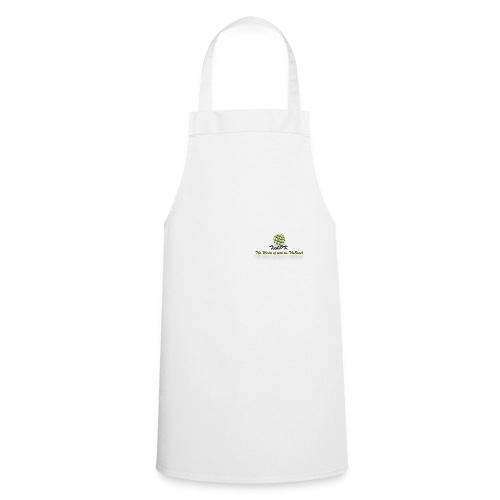 TechPK Branded T-Shirt - Cooking Apron