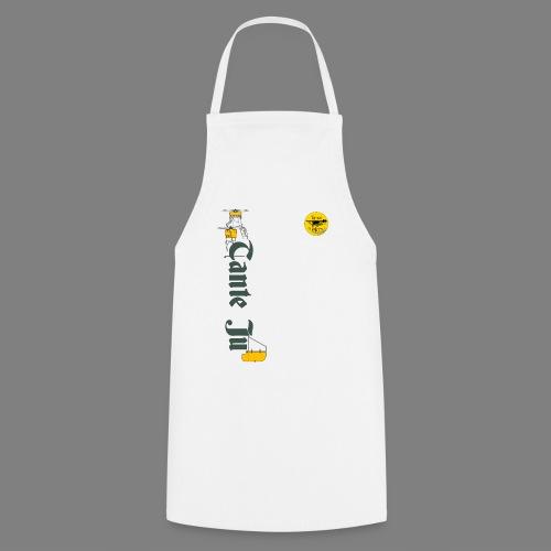 TDH19-PROFIL-JU52 GRIS FONCE - Tablier de cuisine