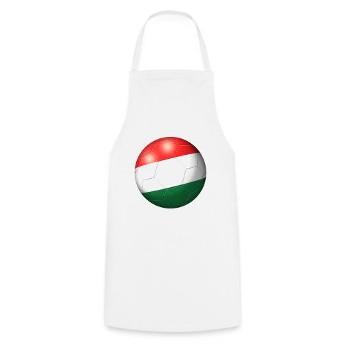 Fussball Ungarn Flagge 2 - Kochschürze