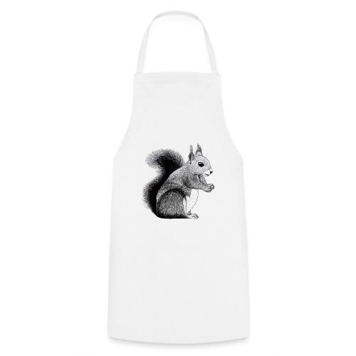 Eichhörnchen Tier Süß Bild Kinder Wald - Kochschürze
