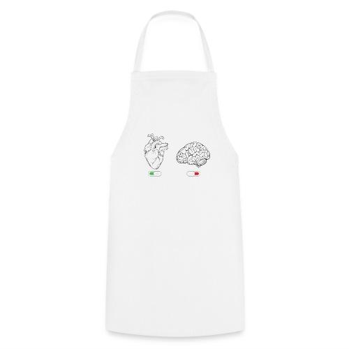 SPEGNI IL CERVELLO - Grembiule da cucina