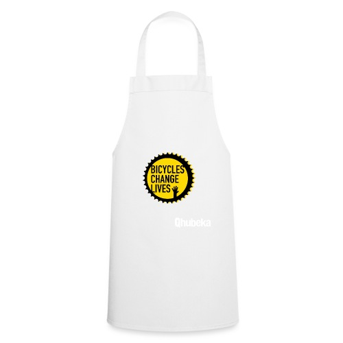 BCL Shirt Back White - Cooking Apron