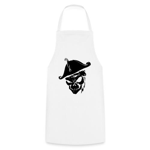 pirate skull - Keukenschort