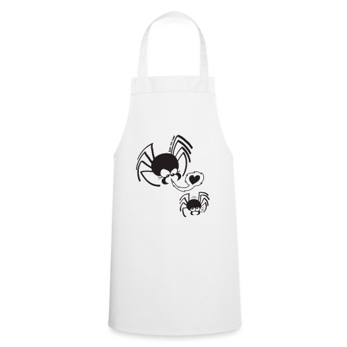 Dangerous Spider Love - Cooking Apron