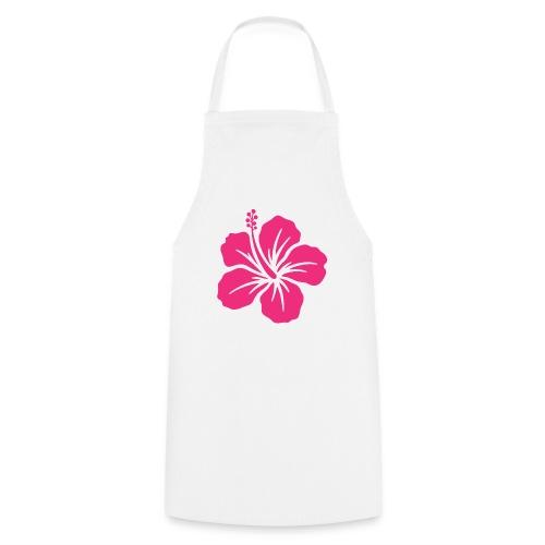 Camisetas, blusas, forros celulares de flor rosada - Delantal de cocina