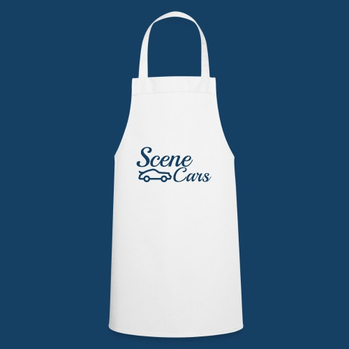 Scene Cars Large Logo - Cooking Apron