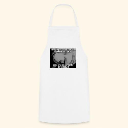 TOUCHME - Kochschürze