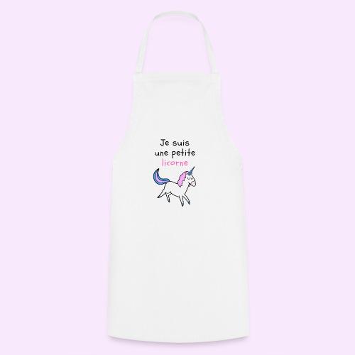 Je suis une petite licorne - Tablier de cuisine