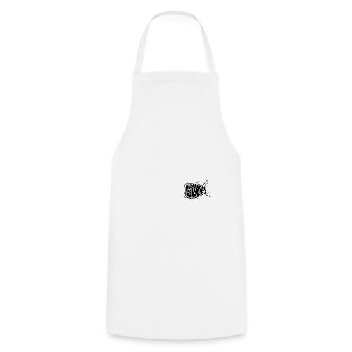 logotipo vectorizado low - Delantal de cocina