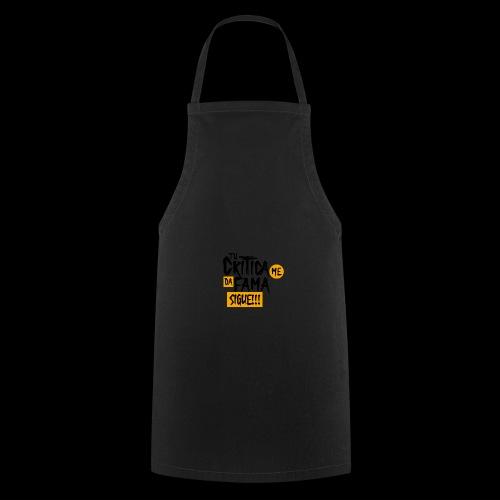 CRITICA - Delantal de cocina