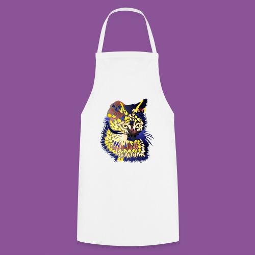 Katze 9 - Kochschürze