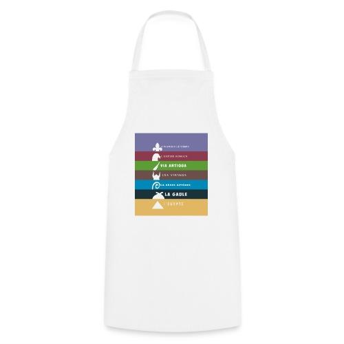 logo zone boutix - Tablier de cuisine