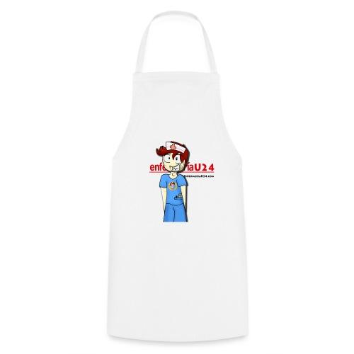 Enfermero Estresado U24 - Delantal de cocina