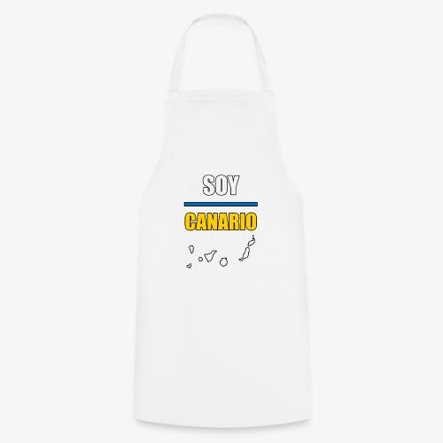 Soy Canario - Delantal de cocina