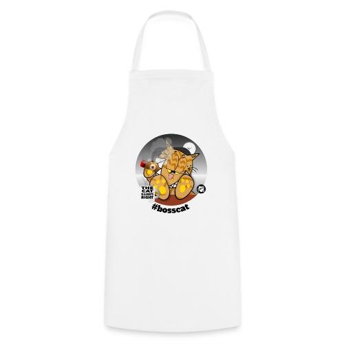 #bosscat - Kochschürze