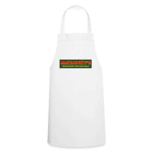 McKlunky's logo - Cooking Apron
