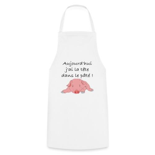 cochon - Tablier de cuisine