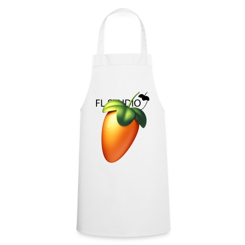 FL Name With Logo AI - Cooking Apron