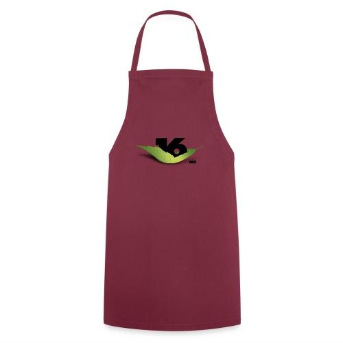 Logo schwarz - Kochschürze