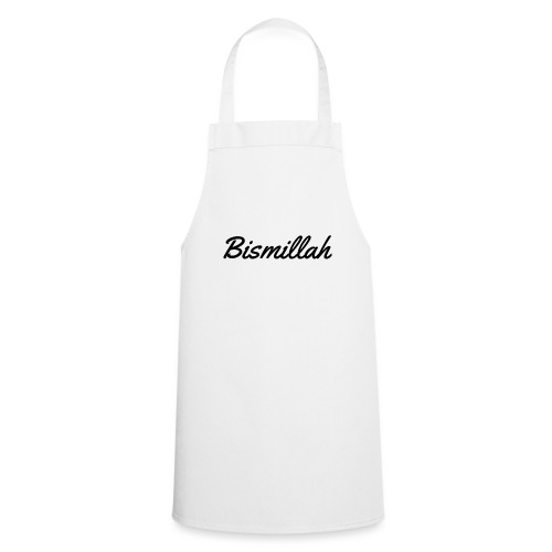 Bismillah - Kochschürze