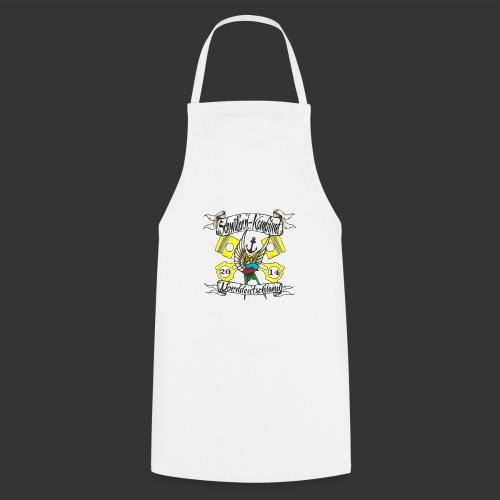 LOGO-SKN14 schwarz - Kochschürze
