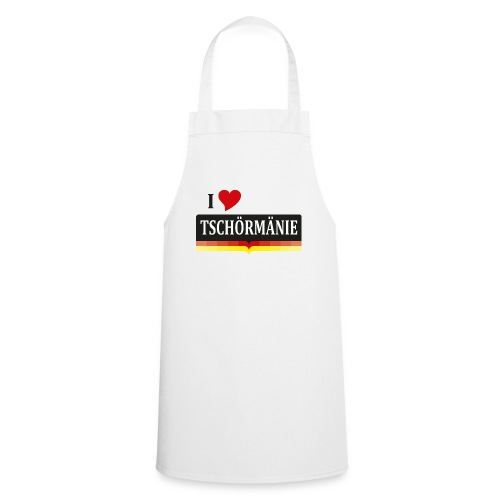 TSCHÖRMÄNIE - Kochschürze