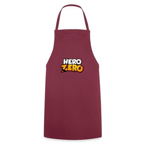 Hero Zero Logo - Cooking Apron