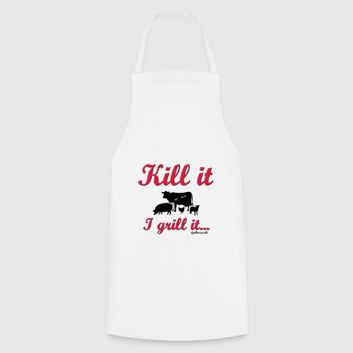 grill1 - Forklæde