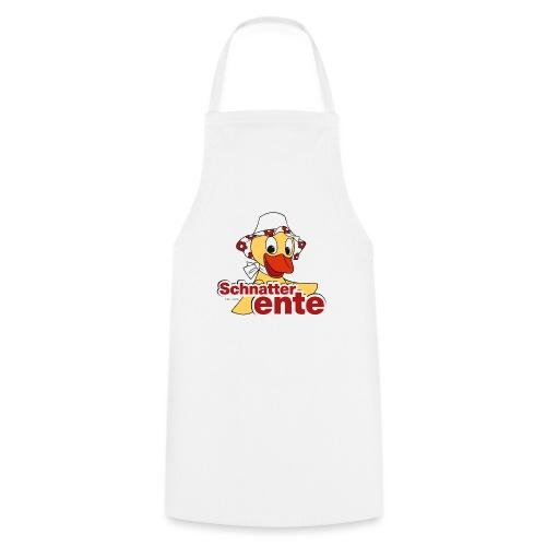 Schnatterinchen Schnatterente - Kochschürze