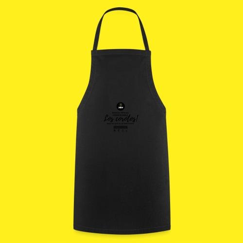 FRASES VENEZOLANAS 2F JOHN LAAREPA 5 - Delantal de cocina