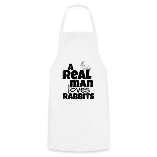A REAL MAN - Kochschürze