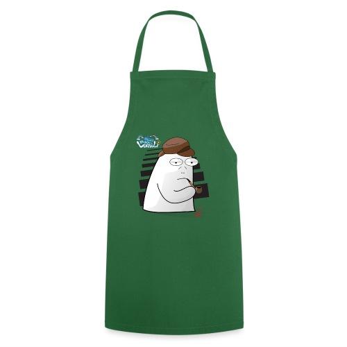 Commissario Color - Grembiule da cucina