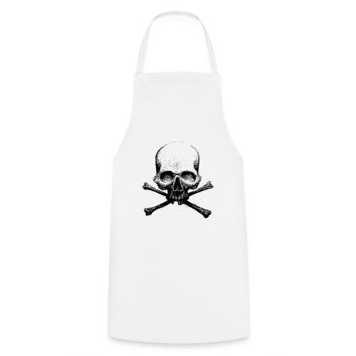 DeadSkull - Grembiule da cucina
