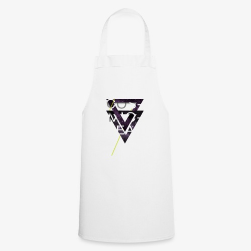 Cosmicleaf Triangles - Cooking Apron