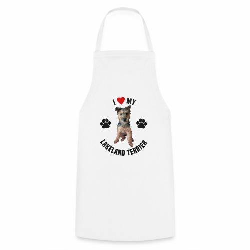 I heart my lakeland terri - Cooking Apron