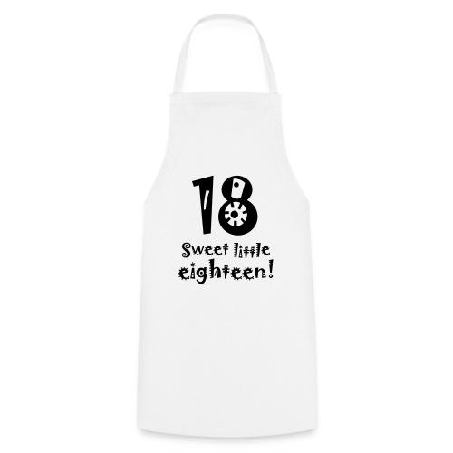 sweet little eighteen 18 Geburtstag birthday Party - Cooking Apron