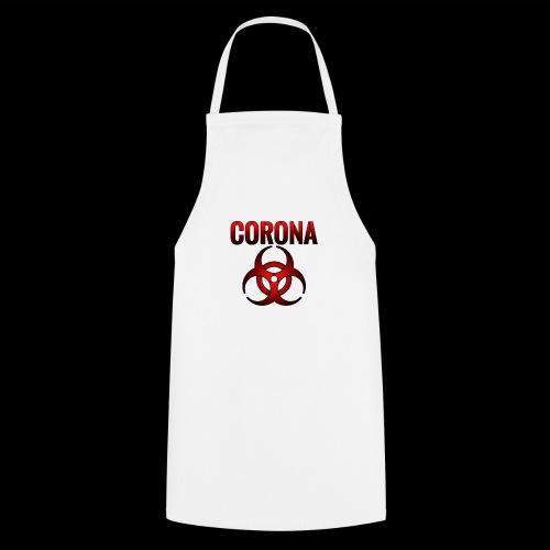 Corona Virus CORONA Pandemie - Kochschürze