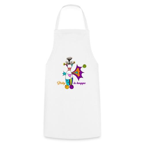 Striky la houppe - Tablier de cuisine