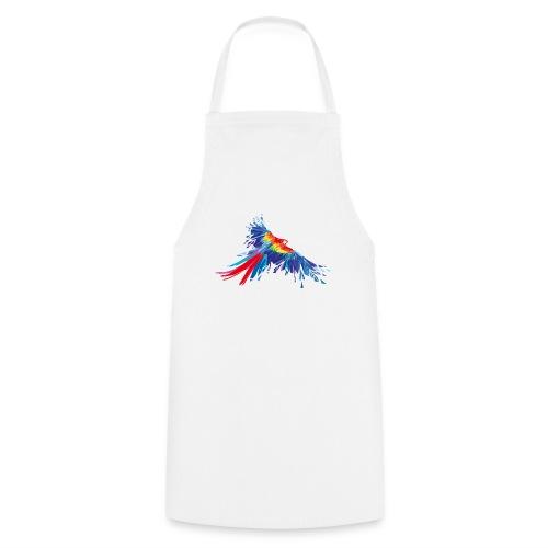 Papagei Federn Aras Vogel Vögel Flügel parrot bird - Kochschürze