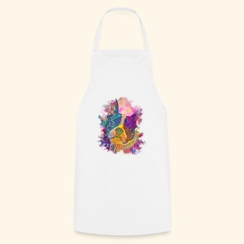 BULLDOG FRANCES - Delantal de cocina