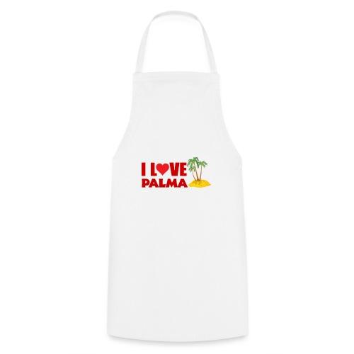 i love Palma - Palma de Mallorca - Geschenkidee - Kochschürze