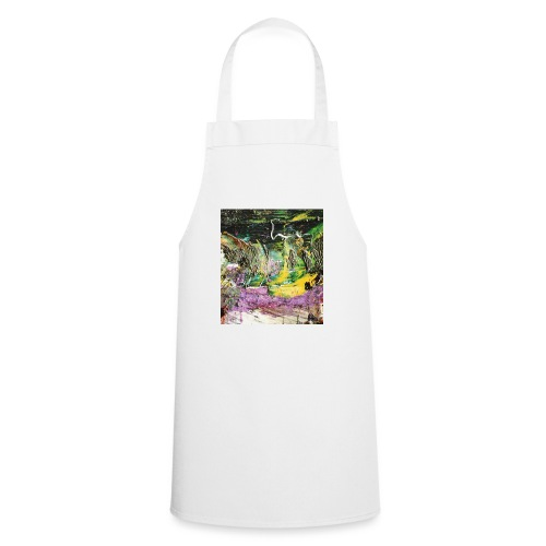 Abstract close up 2 - Cooking Apron
