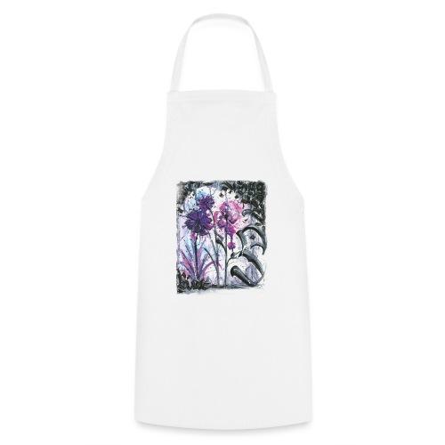 Crazy Flowers - Kochschürze