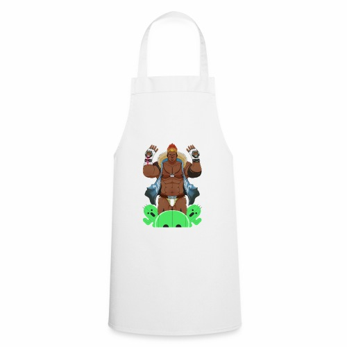 For N.O.R.A. - Cooking Apron