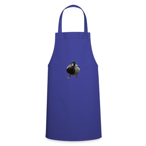 A lone duck - Cooking Apron