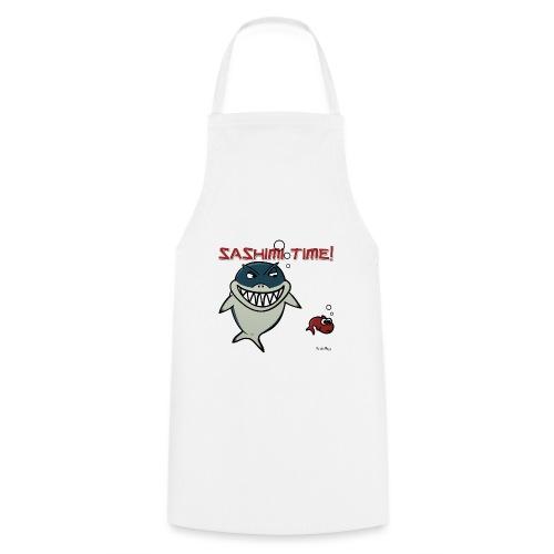 requin - Tablier de cuisine